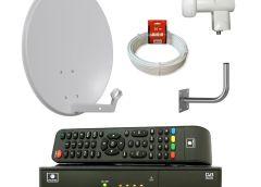 Отзывы об антенне, оборудовании и интернете от НТВ Плюс