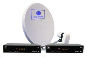 два ресивера к спутниковой антенне